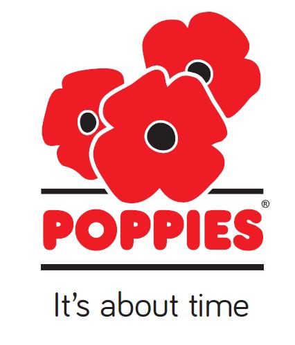 Poppies Mercia